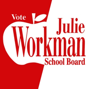 Julie Workman School Board seat 4 Rochester MN